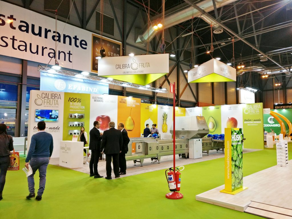 CalibraFruta @ FruitAttraction 2018 | A stand by Bleach Global at Ifema, Madrid